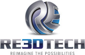 RE3DTECH Mobile Logo