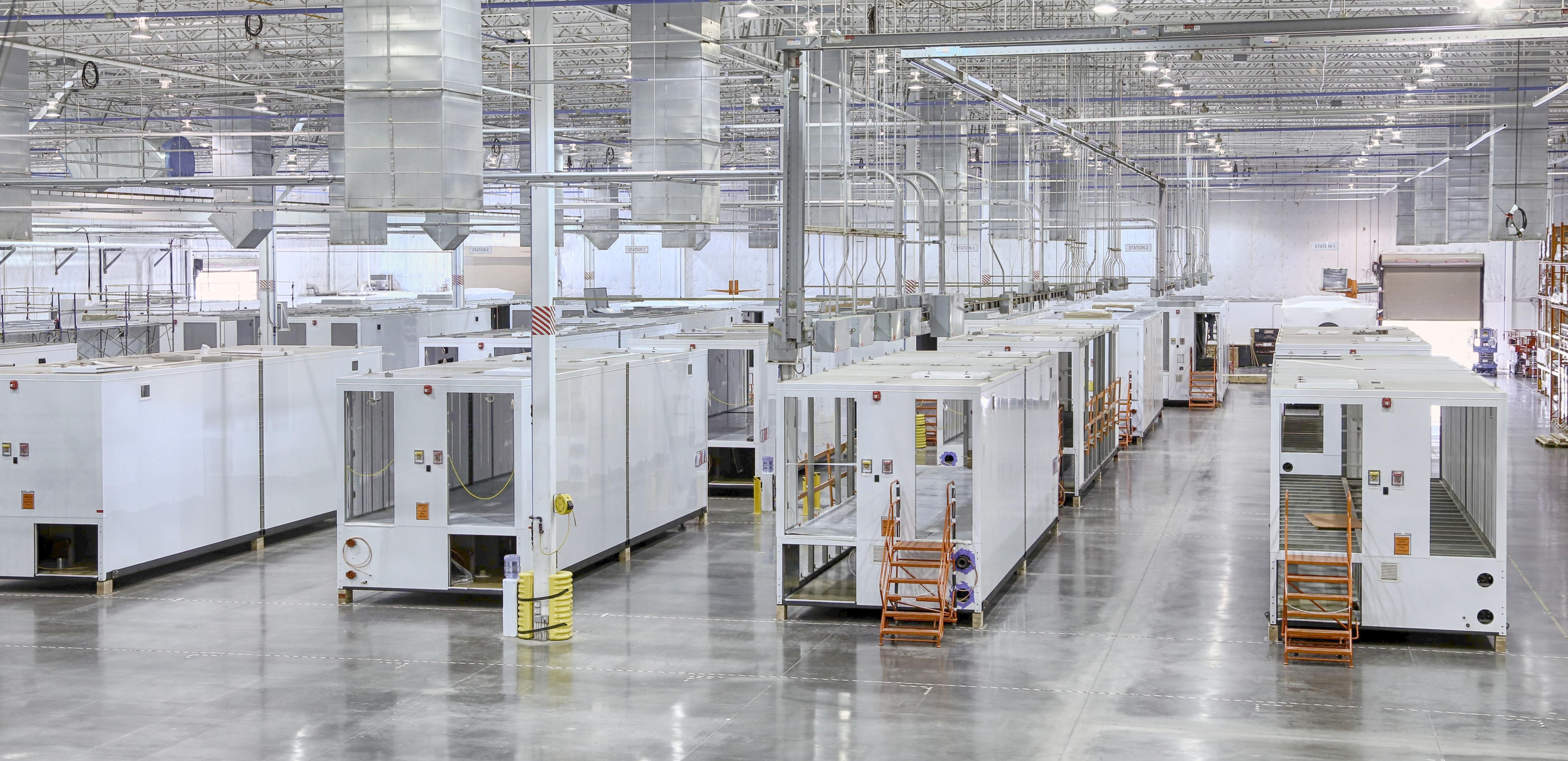 3D Printing Factory